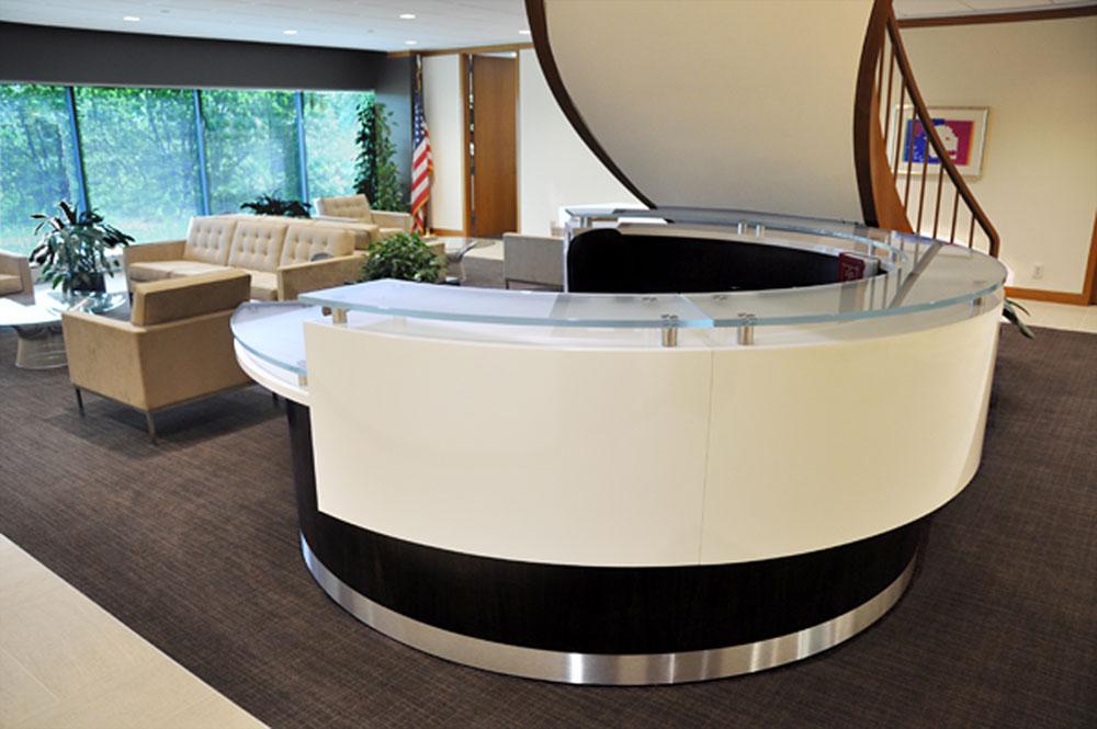 reception desk ideas reception