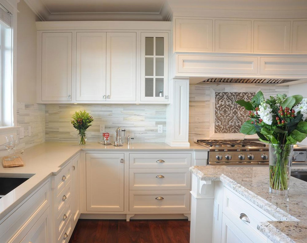 White Kitchen Subway Backsplash Ideas To Whitetilebacksplashesdonthavetobe White Tile Backsplash Design Ideas