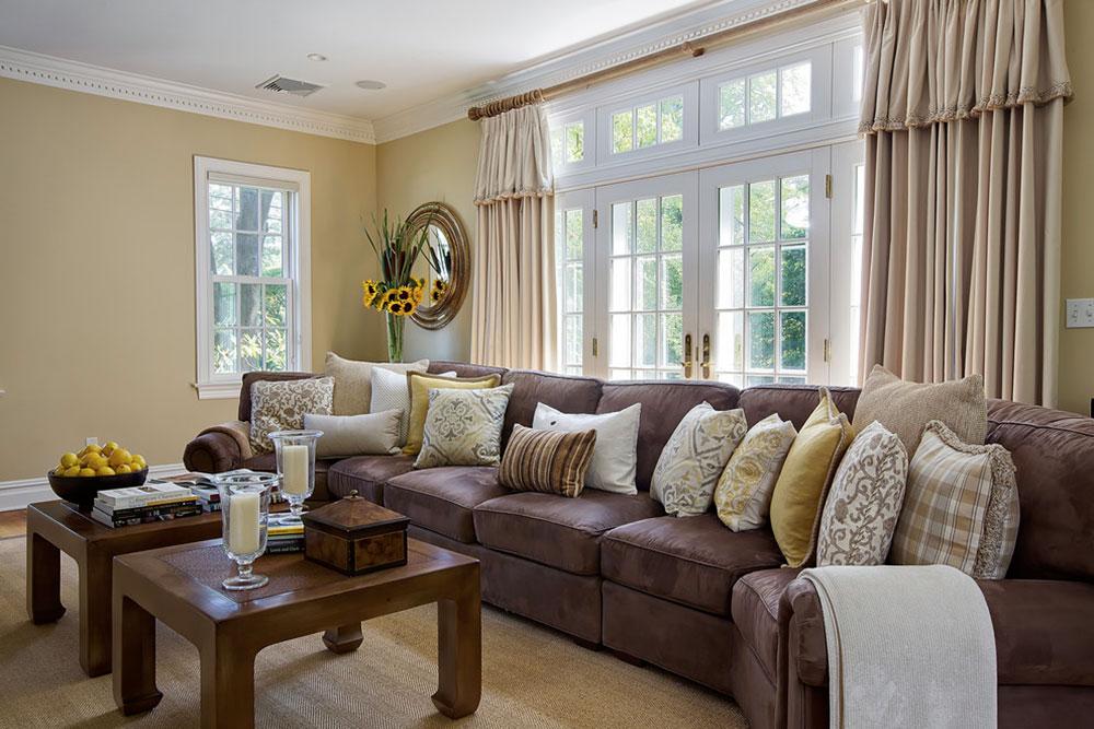 Cool Interior Design Color Schemes19 Schemes