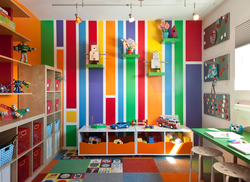 Triadic Color Scheme Interior Design - Interior Design