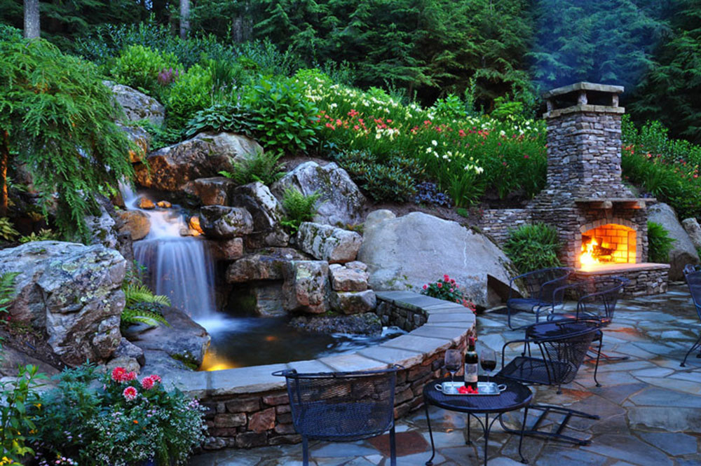 Backyard Waterfalls Ideas To Inspire You - Backyard waterfalls ideas