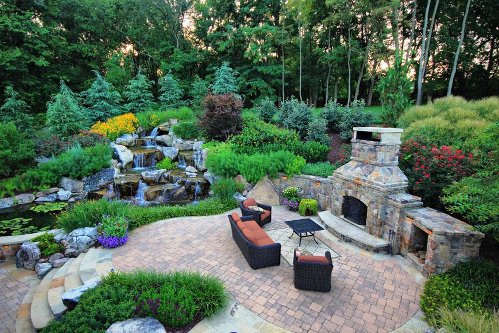 Backyard Waterfalls Ideas To Inspire You