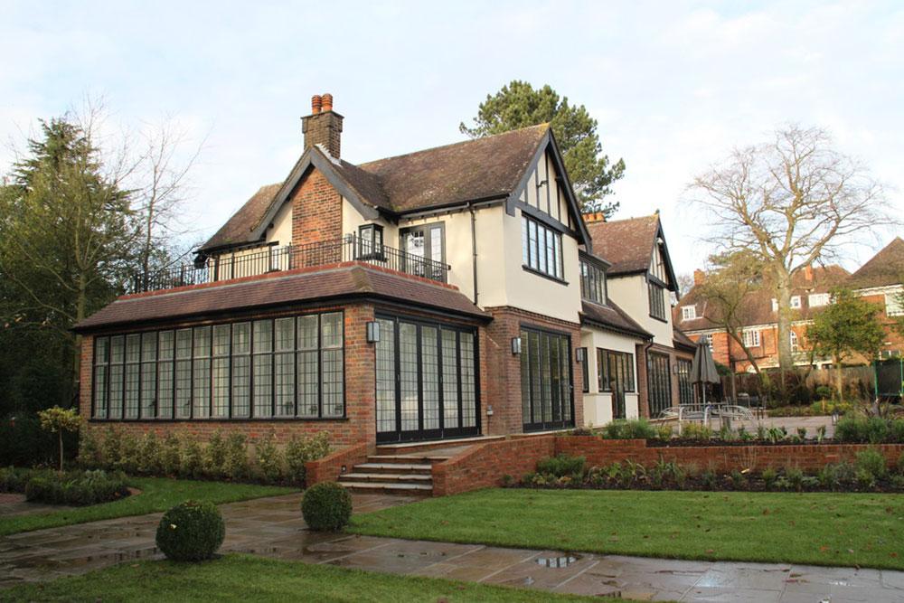 Tudor Style Home tudor style home - the symbol of england