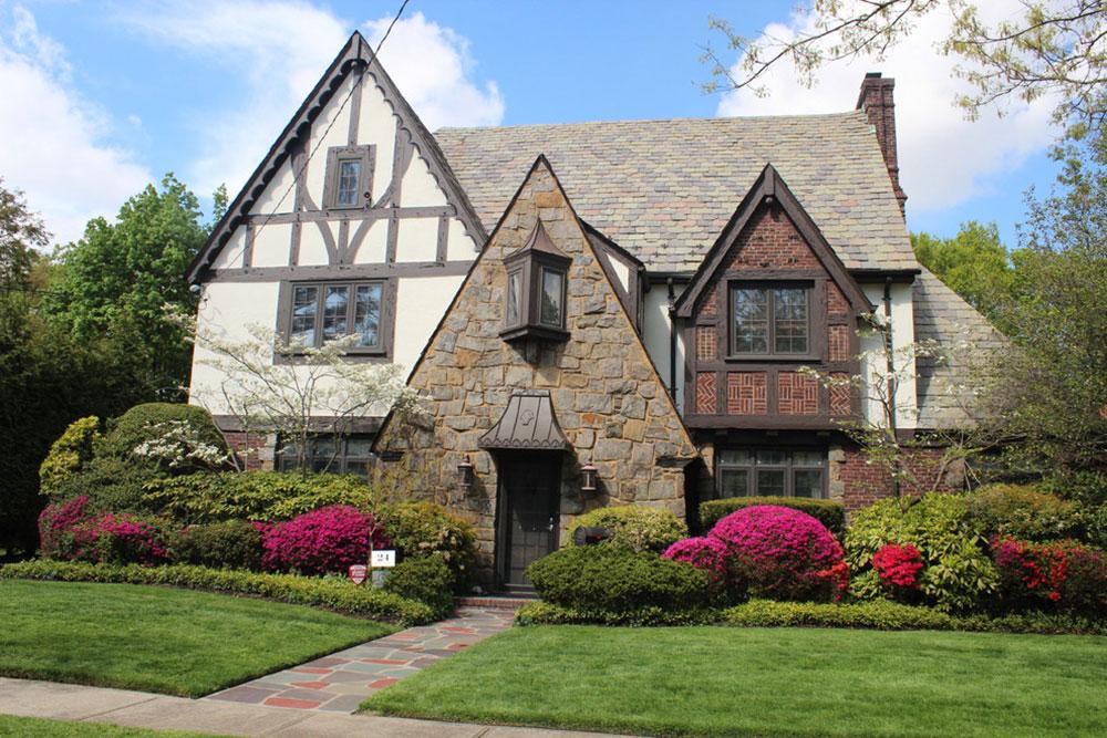Tudor Style Home The Symbol Of England6