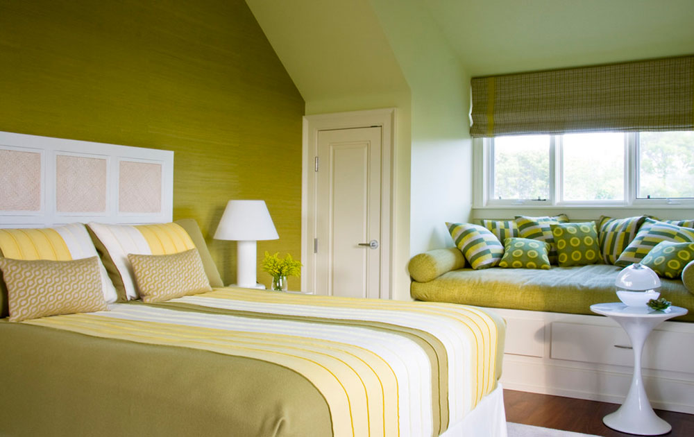 Have You Tried The Chartreuse Color In Your Interior Design""