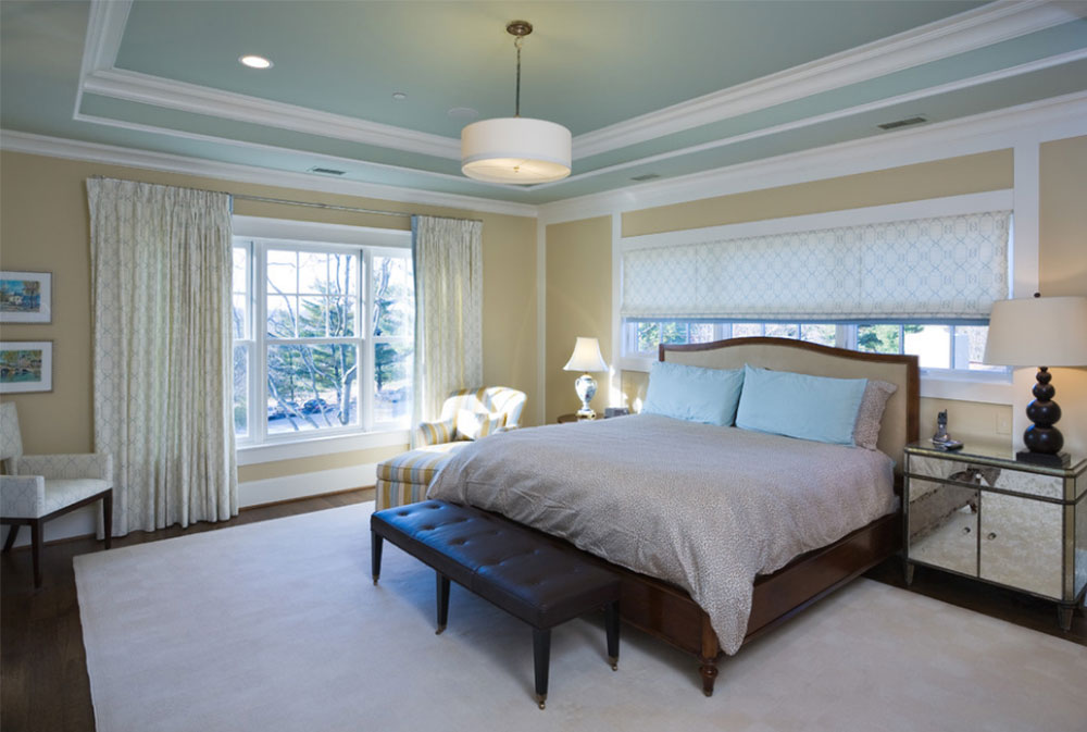 Tray Ceiling Design Ideas How To Decorate And Paint Them