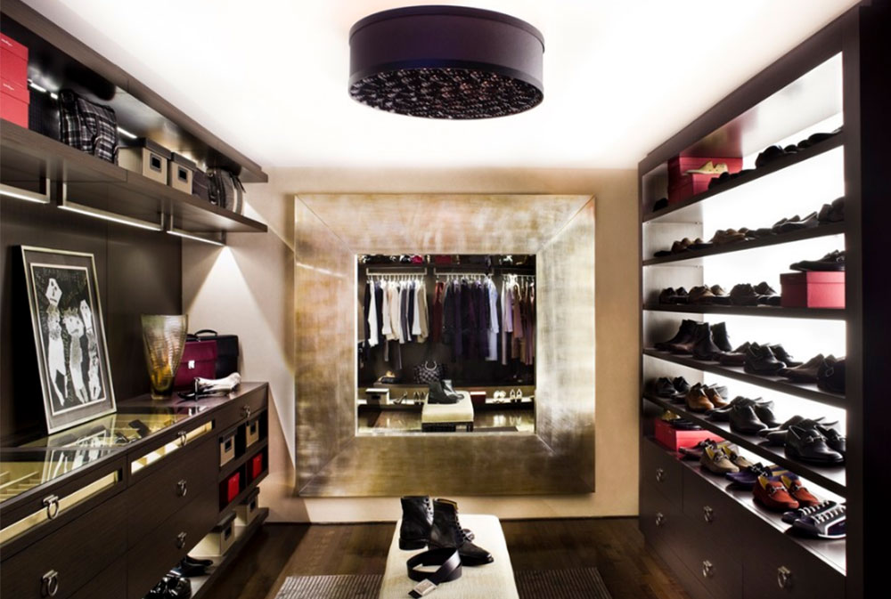 Closet Lighting Ideas Part - 36: Image-13-2 Closet Light Fixtures U0026 Ideas