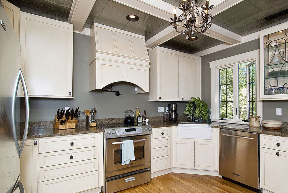 Corner Kitchen Sink Design Ideas To Try For Your House