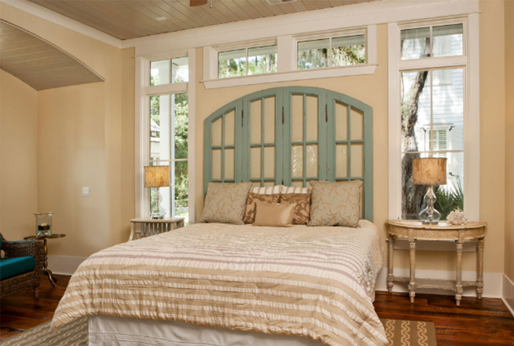 Bookcase Headboard Design Ideas - Headboard designs ideas