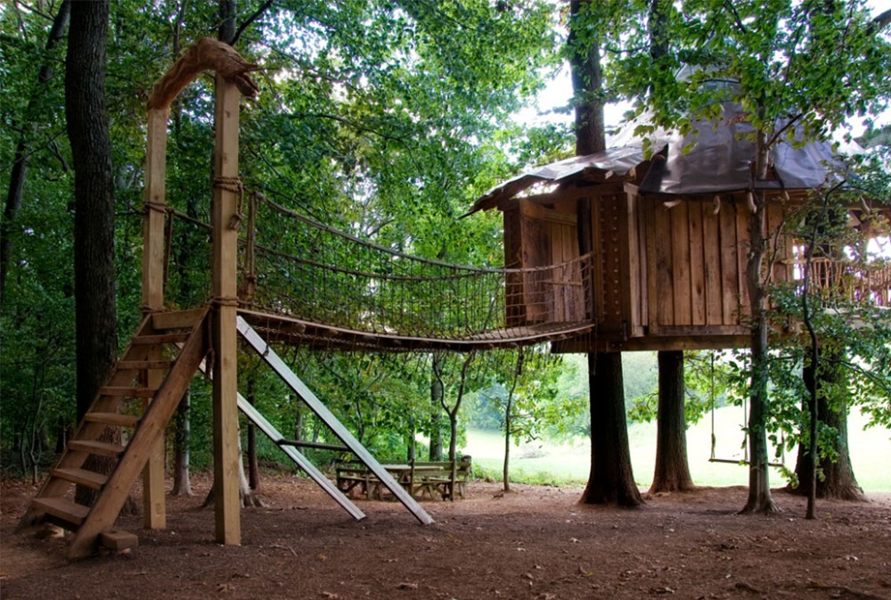 Image 6 9 Cool Treehouse Design Ideas To Build 44 Pictures