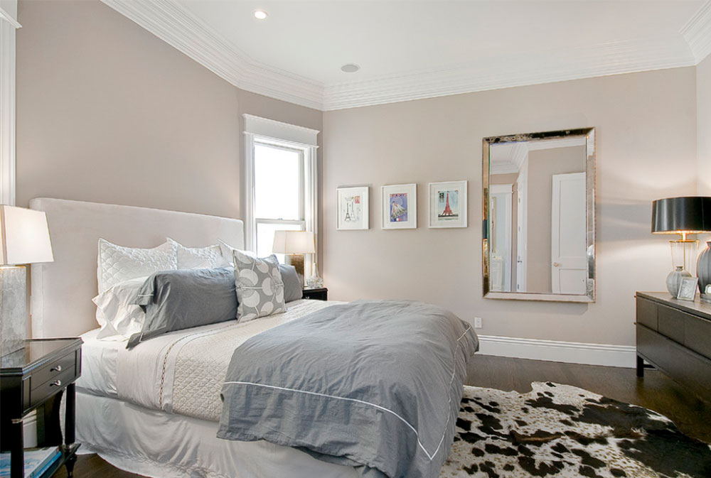 Using The Color Taupe And Its Shades, What Color Bedding Goes With Taupe Walls