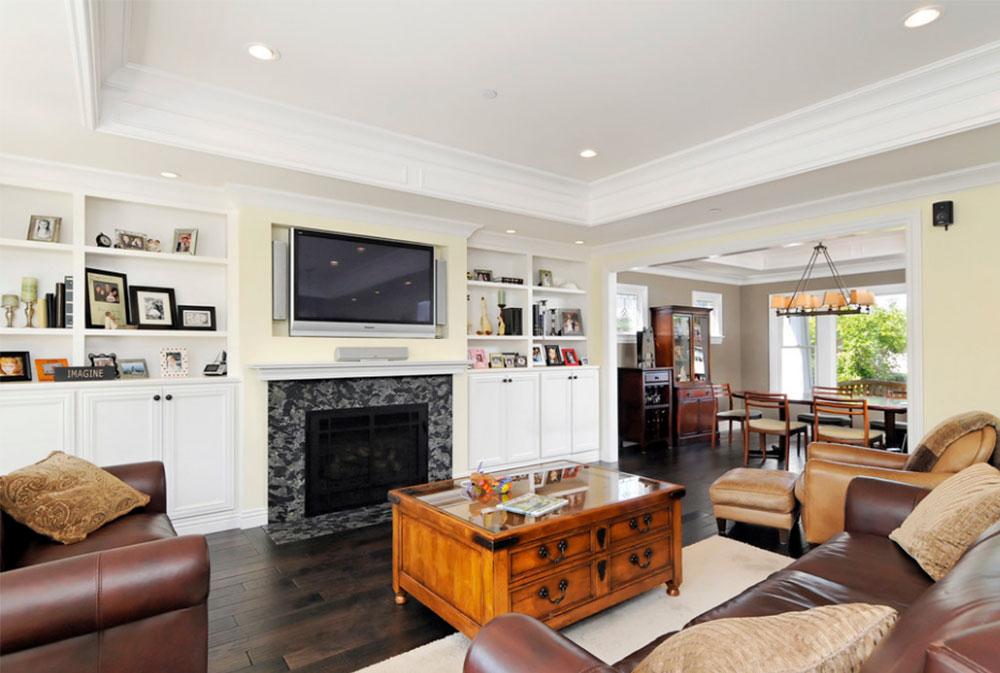 Tray Ceiling Design Ideas For Contemporary Interiors