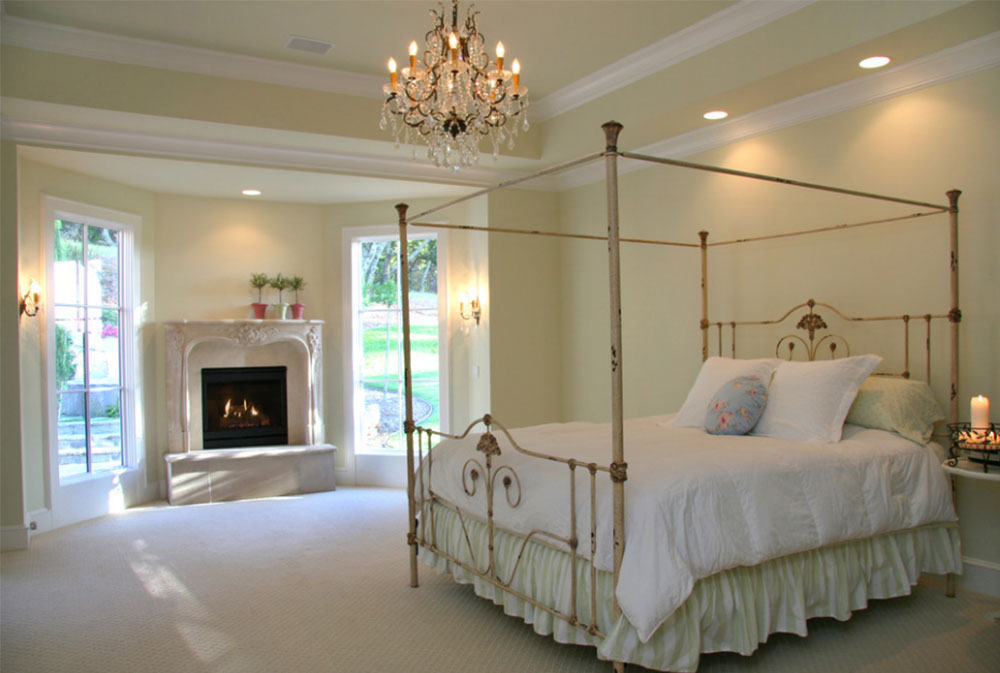 Image 9 6 Tray Ceiling Design Ideas How To Decorate And Paint Them