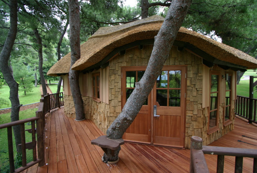 Image-9-9 Cool Treehouse Design Ideas To Build (44 Pictures) - Cool Treehouse Design Ideas To Build (44 Pictures)
