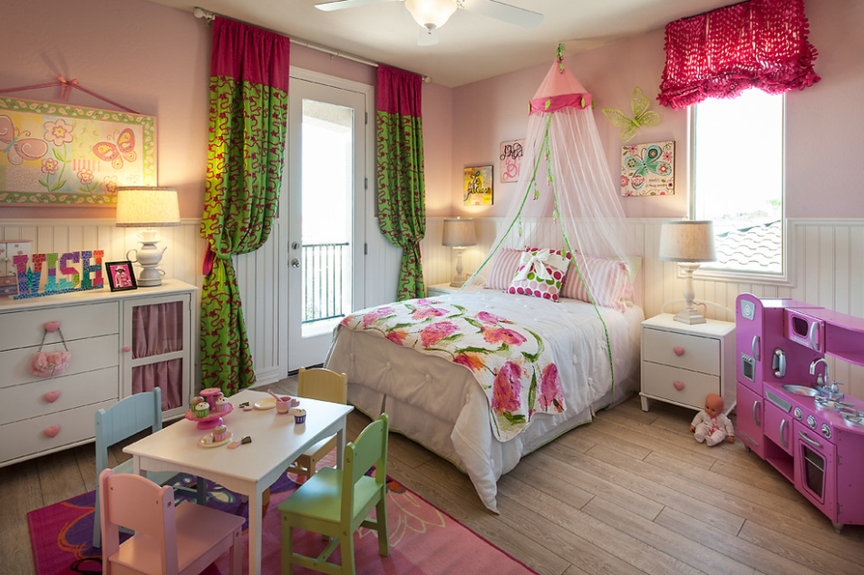 Girls Fairy Bedroom Ideas 2 Custom Decorating