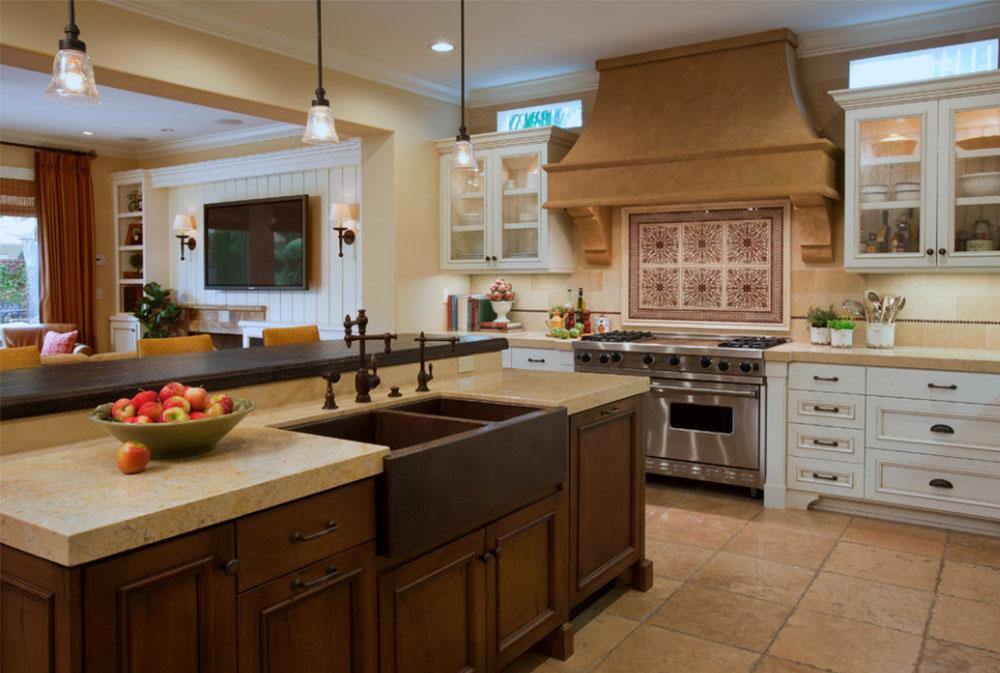 Farmhouse Kitchen - Design, Style and Ideas