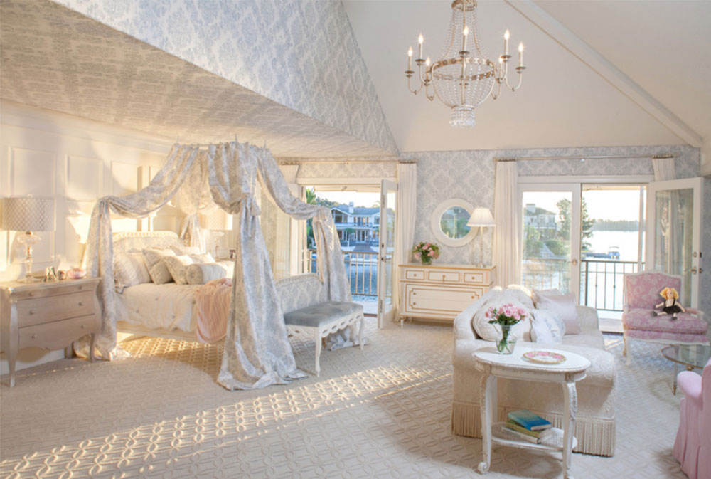 Great Princess Bedroom Ideas For Little Girls