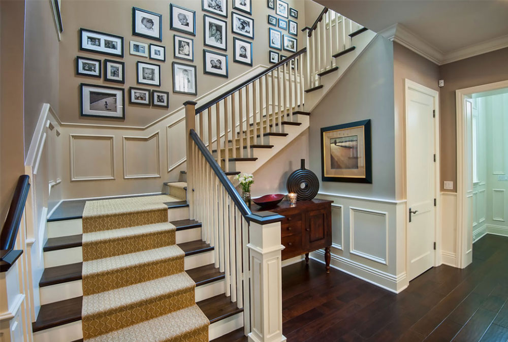 Image 14 8 Stairway Walls Decorating Ideas