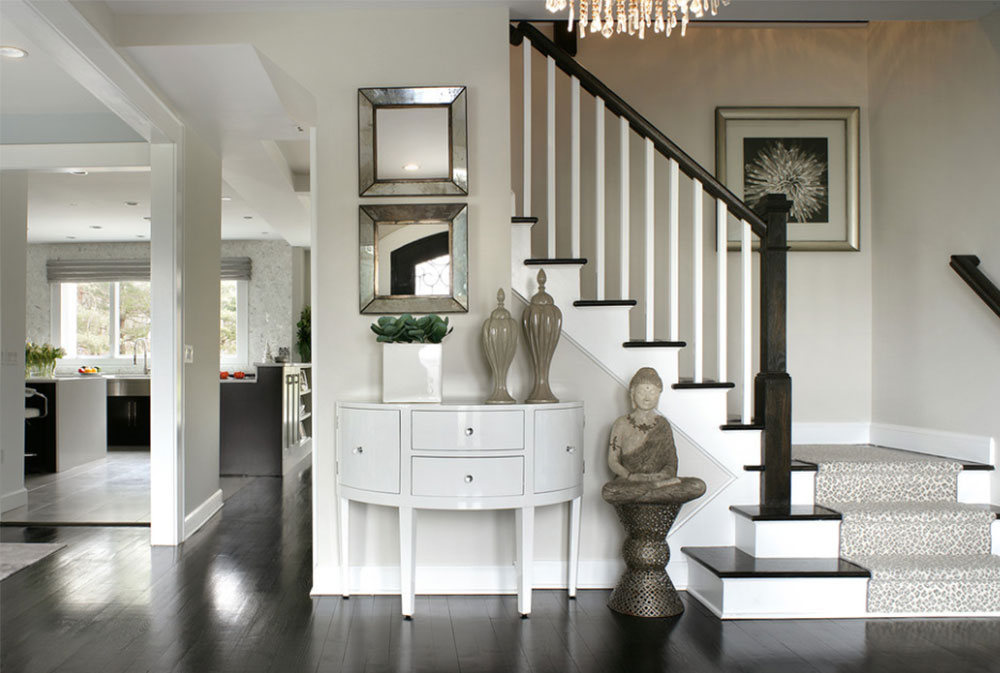 Image 15 8 Stairway Walls Decorating Ideas