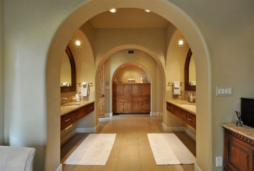 Arched Interior Doorway Design And Decoration