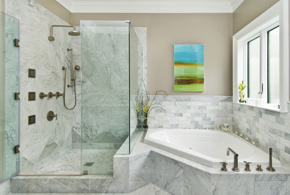 image 2 1 modern corner bathtub ideas 29 pictures - Bathroom Tub Ideas