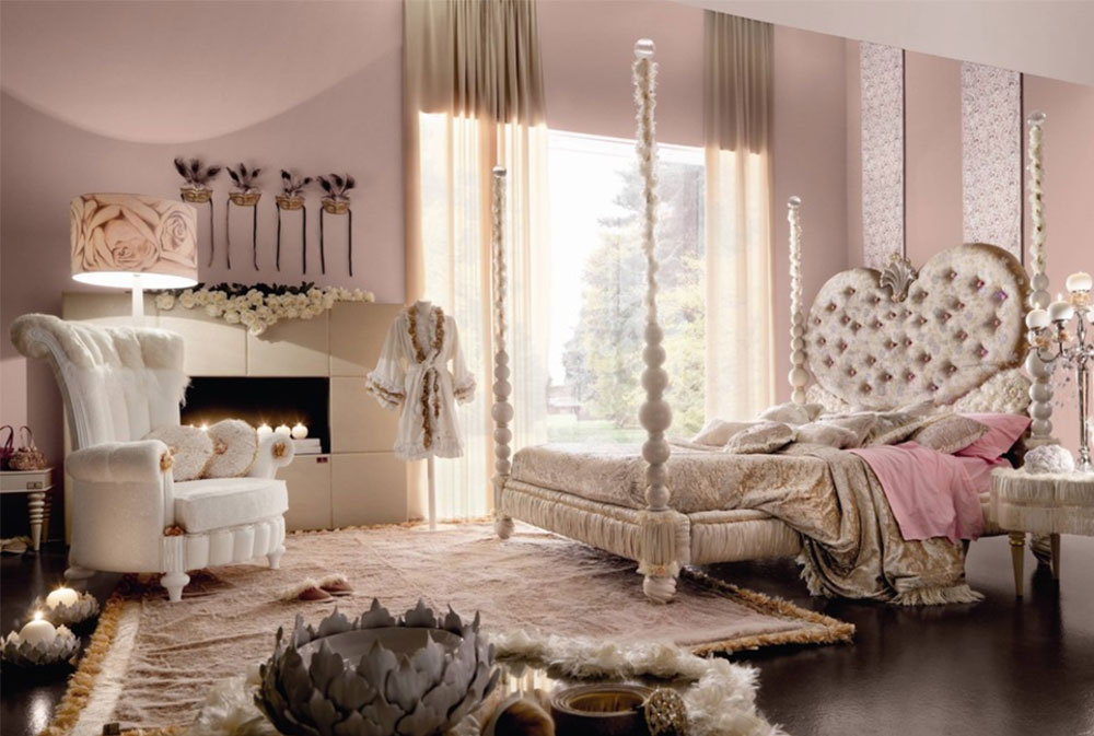 Exceptional Image 2 5 Princess Bedroom Ideas For Little Girls