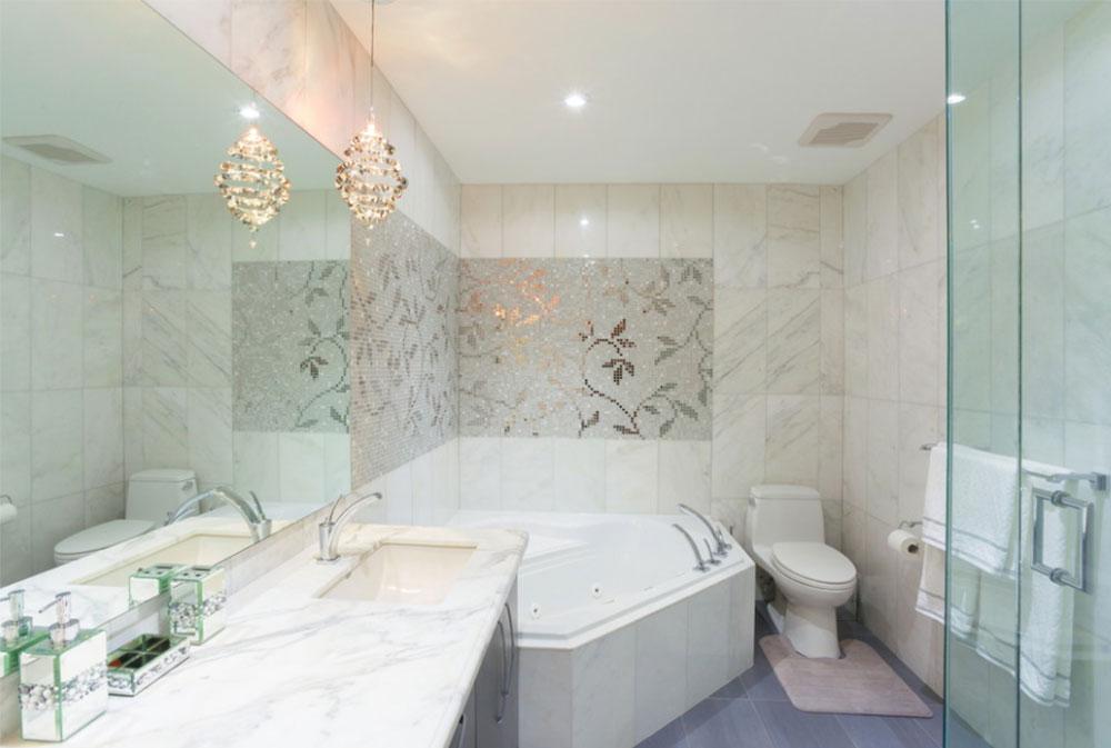 Image-26 Modern Corner Bathtub Ideas (29 Pictures)