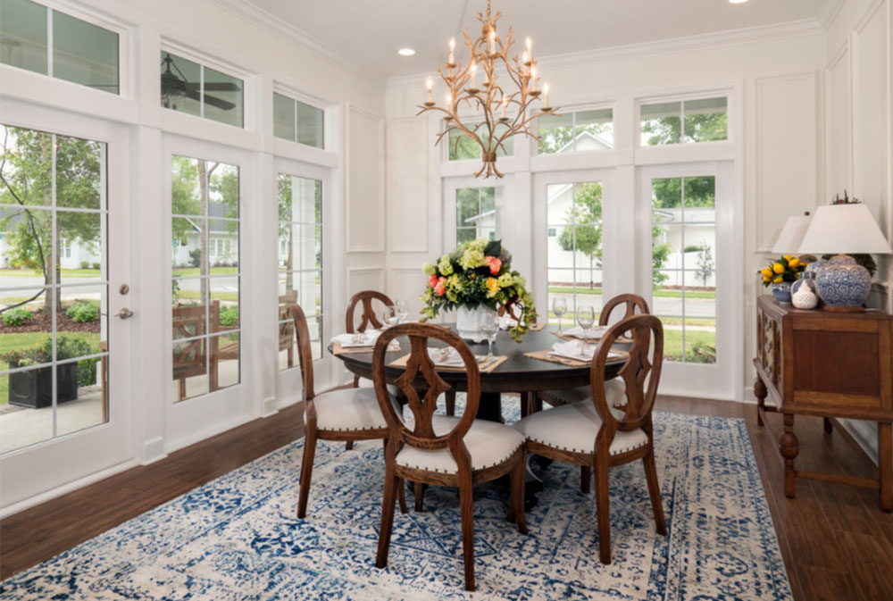 Image 5 17 How To Decorate An Elegant Dining Room 57 Examples
