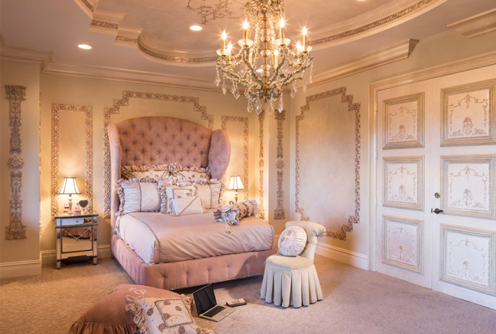 Perfect Image 5 5 Princess Bedroom Ideas For Little Girls
