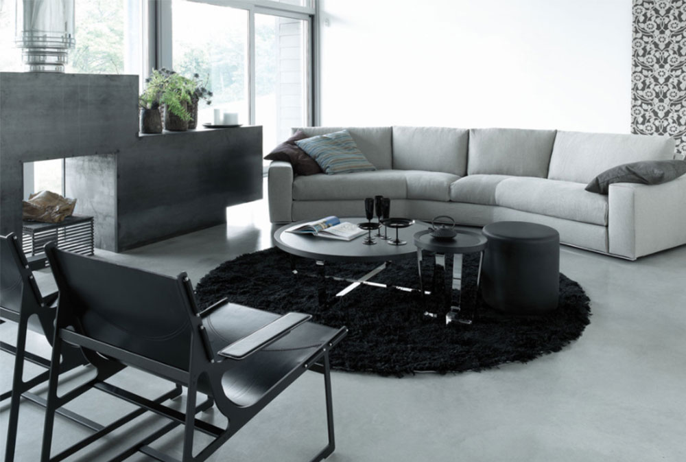 Image-6-14 Curved Couch and Sofa Designs For a Classy Living Room
