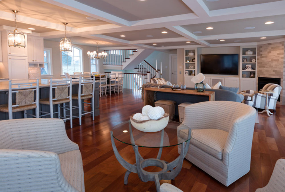 Image 6 4 open floor plan colors and painting ideas