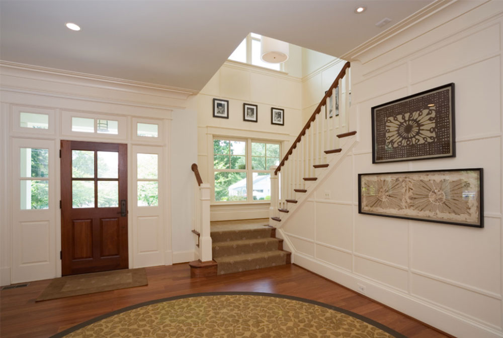 Image 6 8 Stairway Walls Decorating Ideas