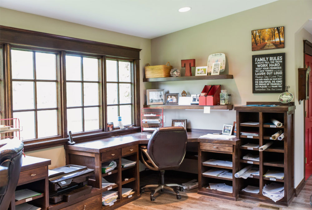 Image 7 2 Office Desk And Cubicle Decorating Ideas