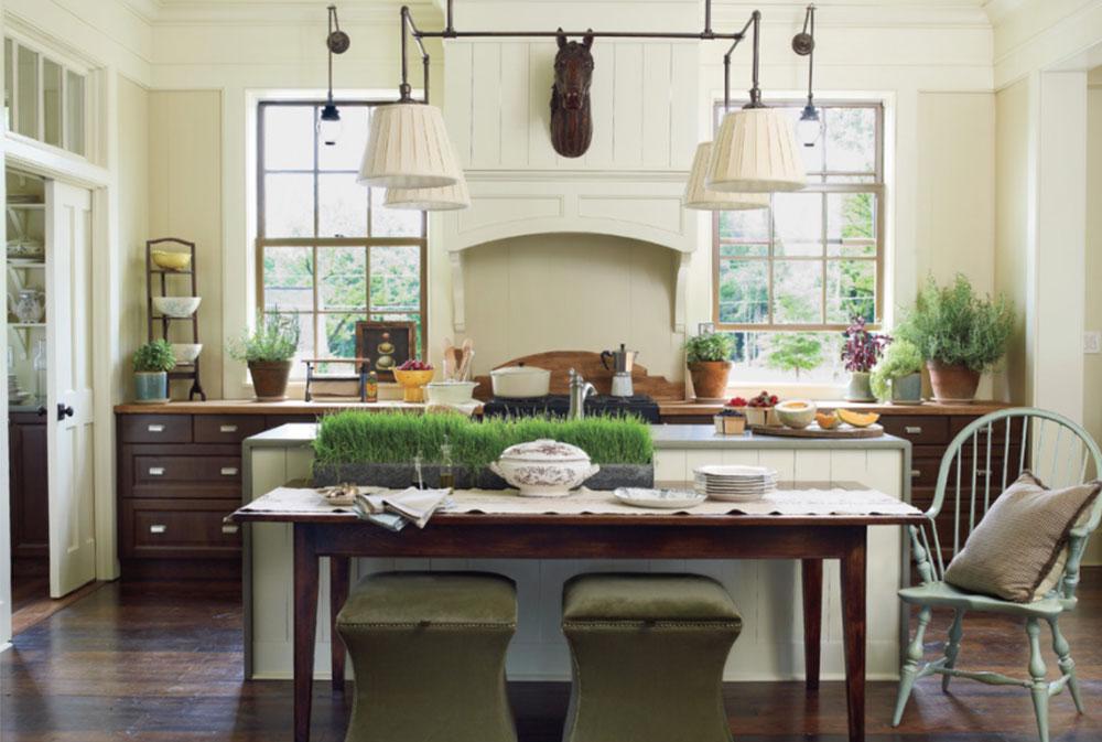 Farm Kitchen Design farmhouse kitchen - design, style and ideas