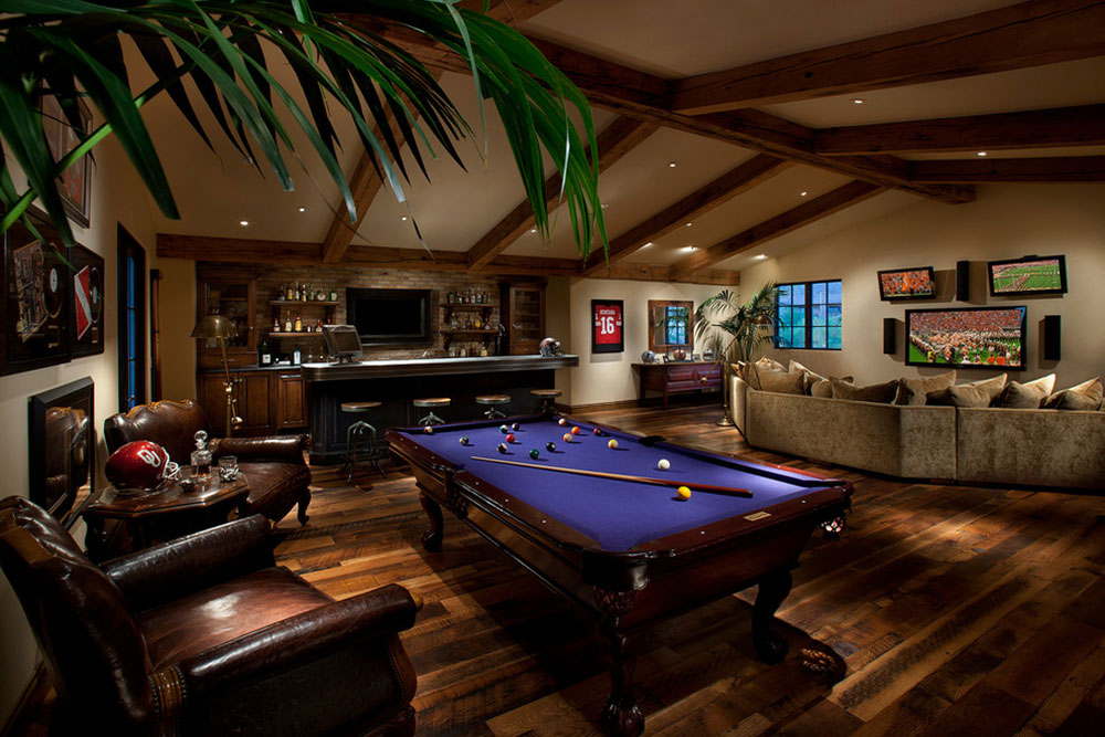 Man Cave Design Ideas And Furniture