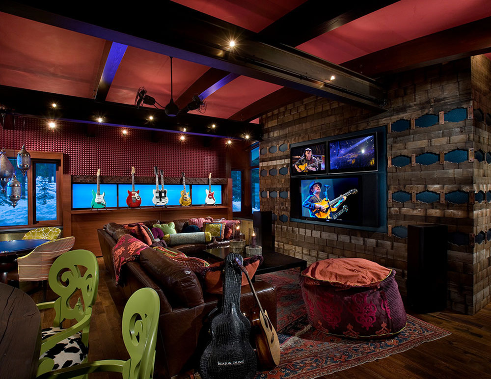 Man Cave Ideas Music : Man cave design ideas and furniture