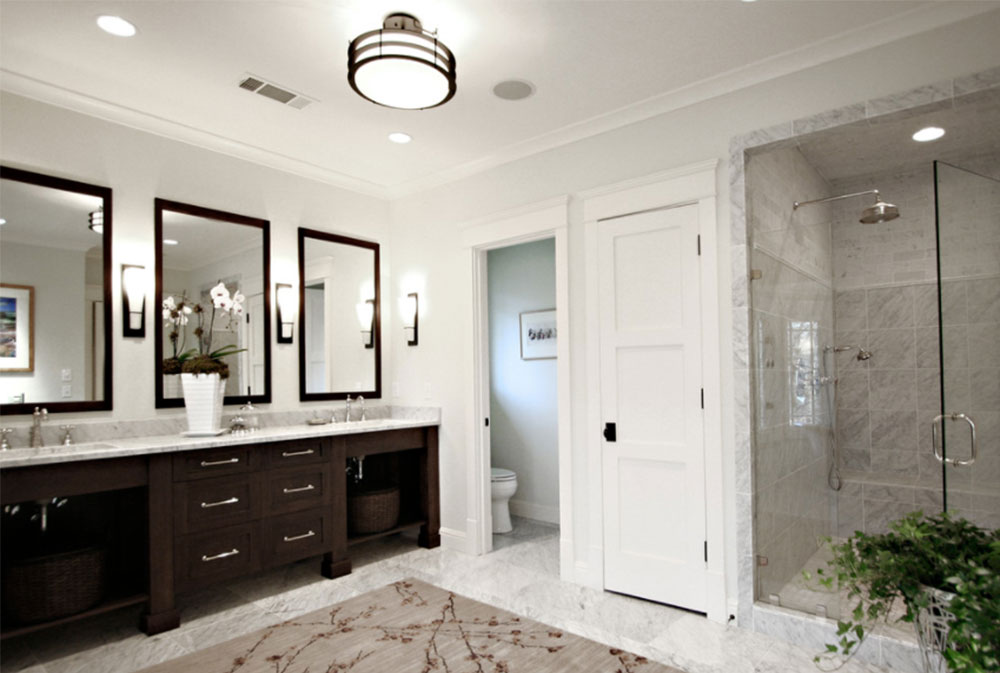 Arts And Crafts Bathroom By Dresser Homes Traditional Bathroom Ideas