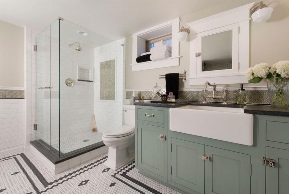 Basement Bathroom By Classic Homeworks Traditional Bathroom Ideas To Try