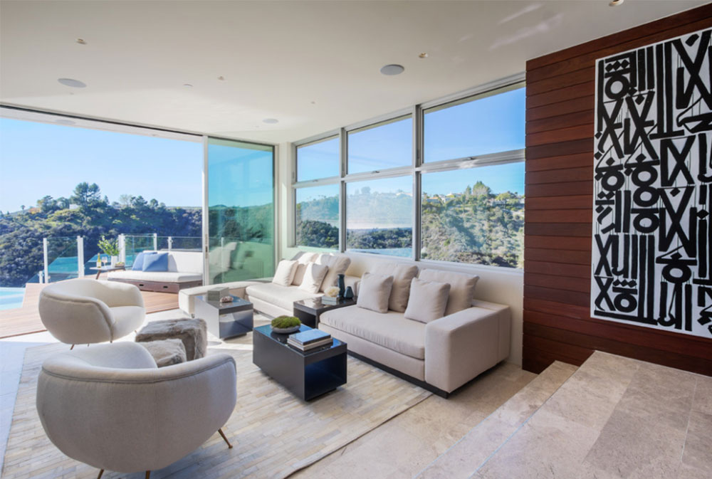 Bel Air View Home By Michelle Ruben Interiors How