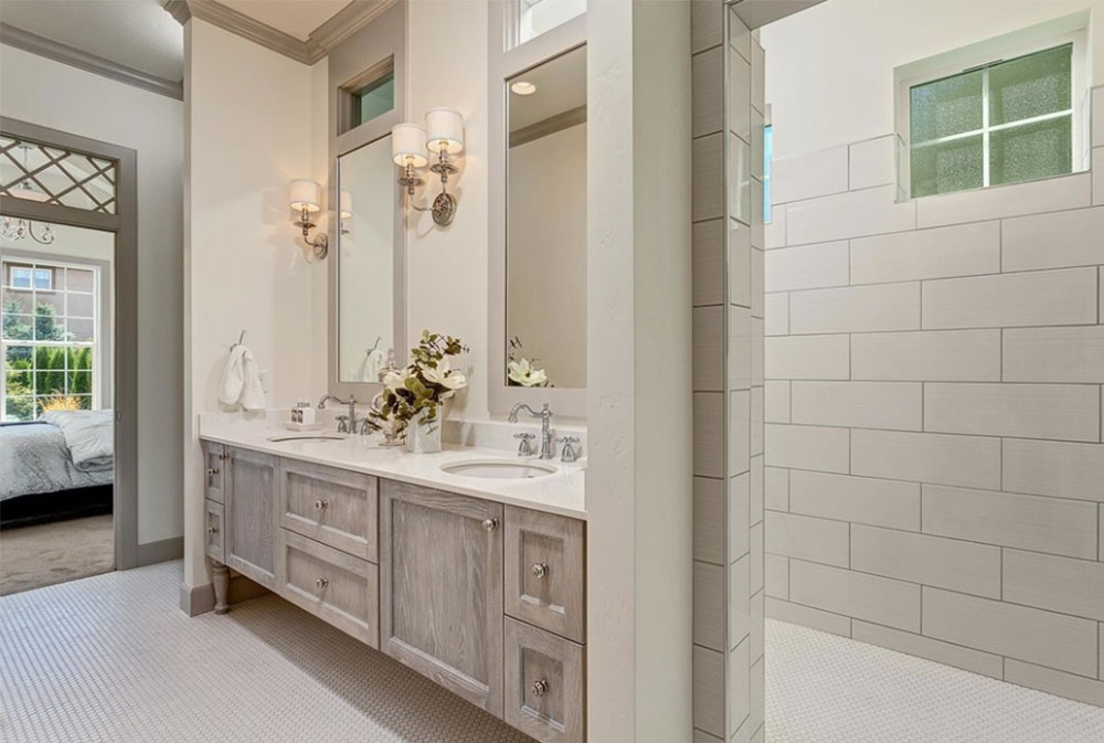 Traditional Bathroom Ideas To Try - Traditional cottage bathroom ideas