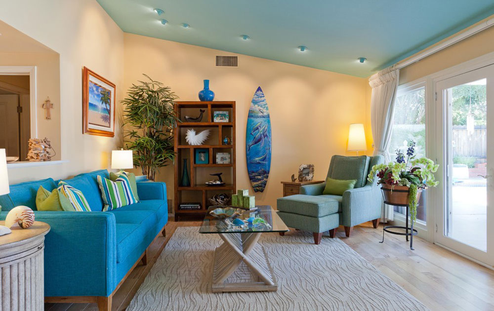 beaufiful tropical colors for home interior images gallery