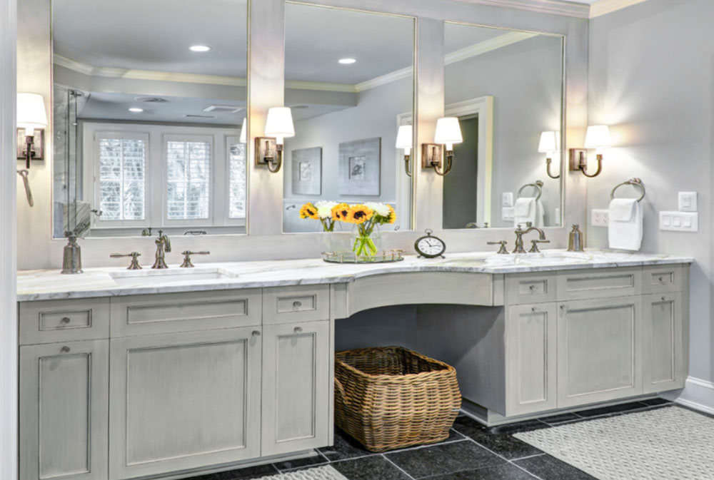 Traditional Bathroom Ideas To Use For A Neat Look