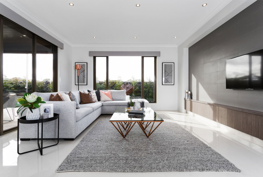 Minerals By Metricon How To Decorate A Large Living Room (36 Pictures)