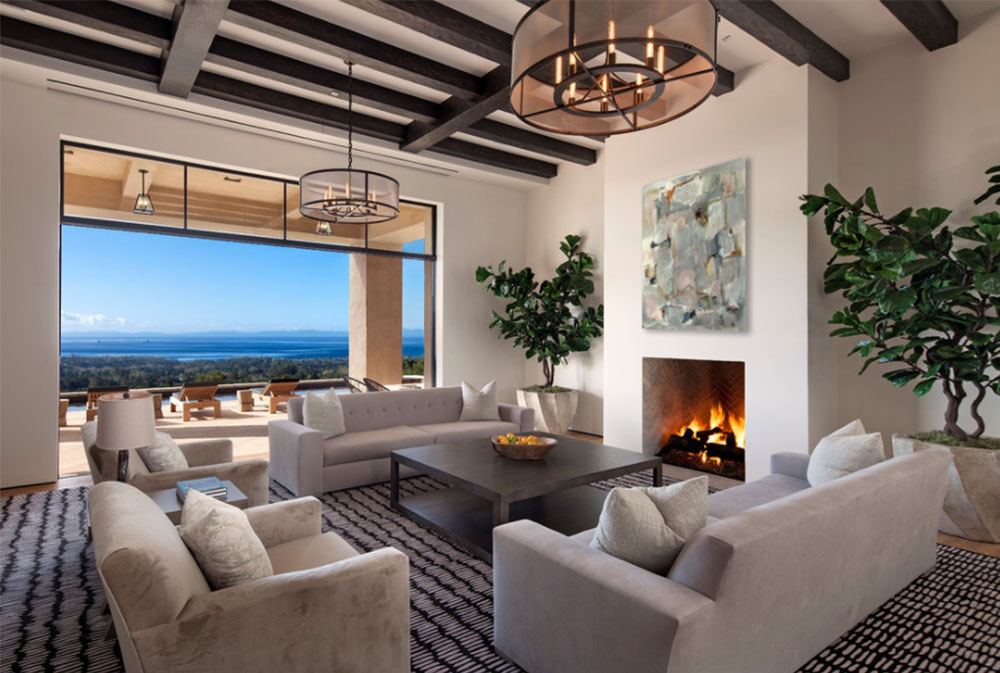 Modern Luxury With A View By Giffin Crane