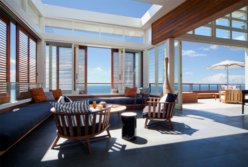 Great Modern Beach House Furniture. Palm Beach House By Justin Long