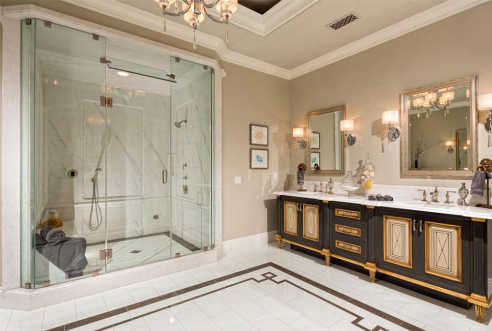 Art Decor Bathroom Design