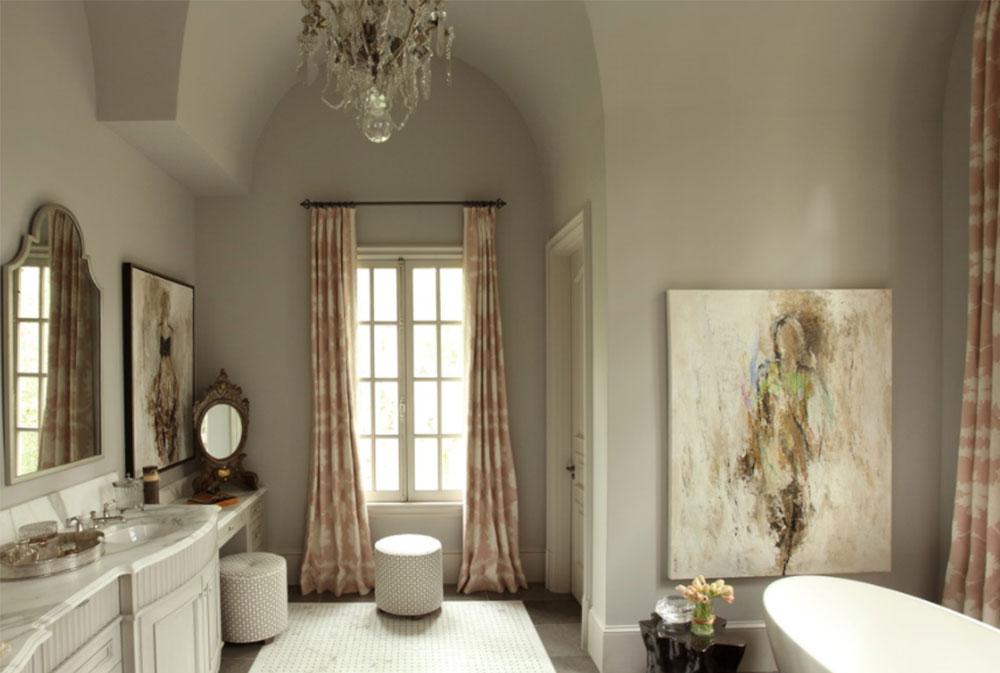 show interior designs house. Show House by J Hirsch Interior Design Art Deco Bathroom