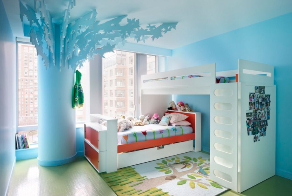 Bohemian Apartment Girls Bedroom By Incorporated Cool Rooms And Interior  Design