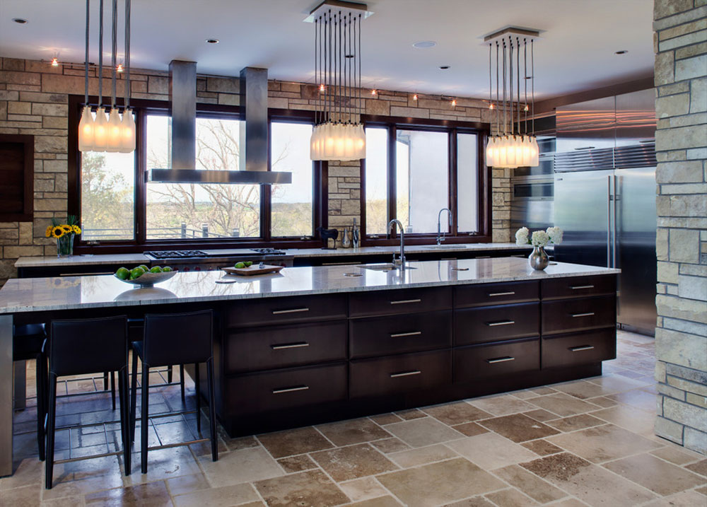 Amazing Range Of Kitchen Floor Tile Designs