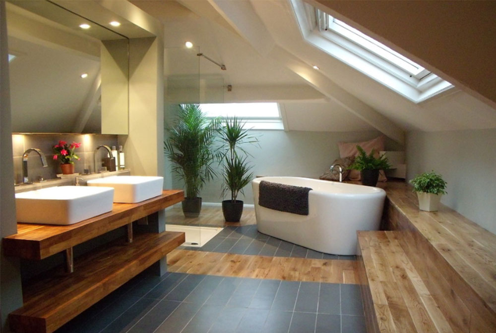 Contemporary Bathroom Ideas To Modernize This Room Enchanting Bathroom Design